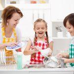 Comment inciter vos enfants aux tâches ménagères ?